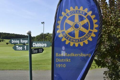 Charityturnier -Rotaryclub Bad Rbg.