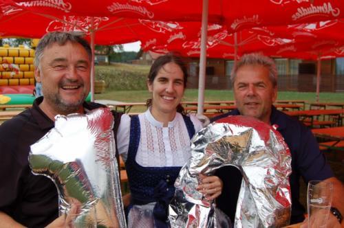 9-Loch Jubiläumsturnier mit Ehrengästen